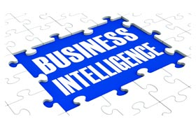 Business Intelligence Uncovered from Puzzle Pieces