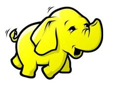 The Hadoop Elephant Logo