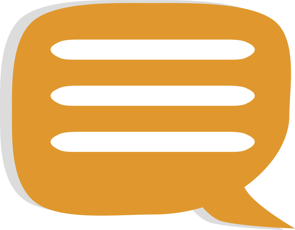 blog conversation icon