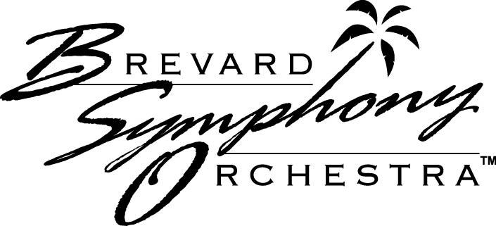 Brevard Symphony                                         Orchestra Logo