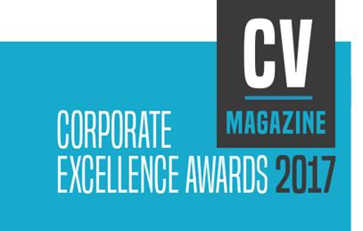 cv corporate excellence award 2017