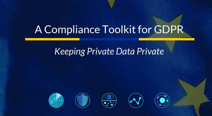 Compliance Toolkit for GDPR title screen