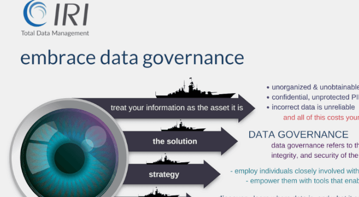 Data Governance Infographic