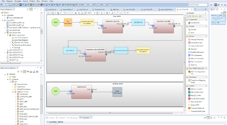 IRI NextForm ETL Flow Diagram Banner