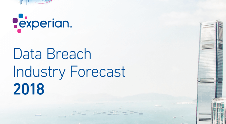 Experian 2018 Data Breach Forecast Cover