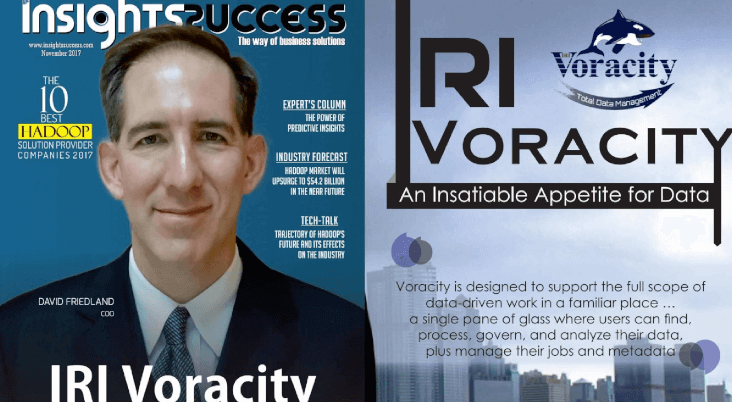 Insights Success IRI Cover Story