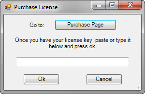 Purchase License