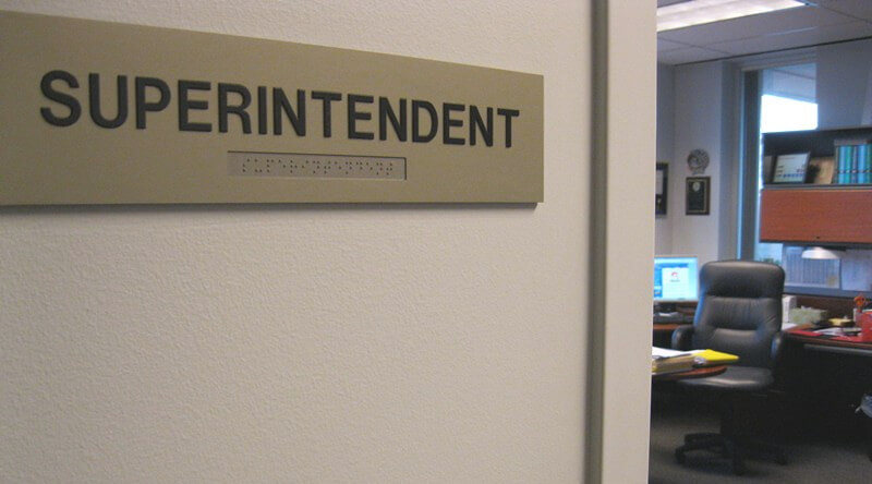superintendent\'s office