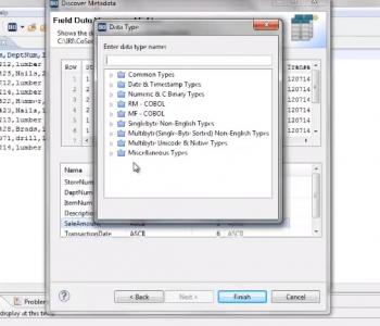 metadata file csv
