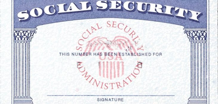 Generating Test NID Data: United States Social Security