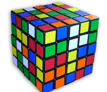 big rubix cube