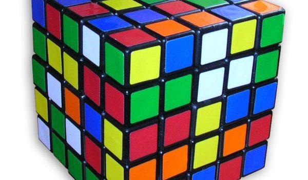 big rubix cube