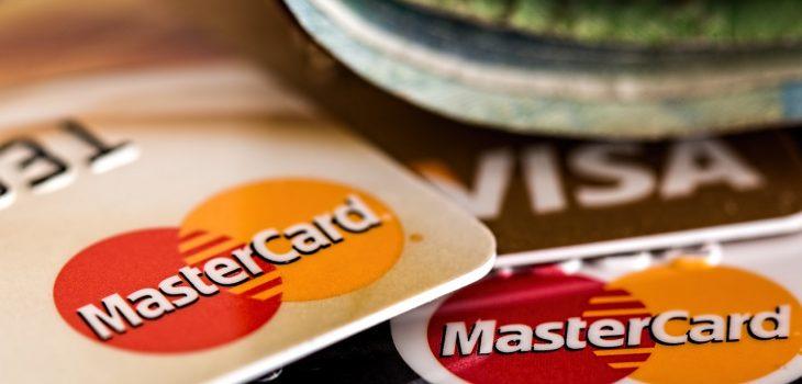 credit cards desk