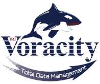 Voracity logo