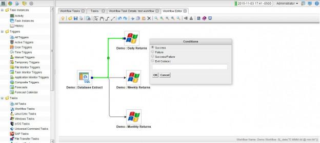 Workflow GUI
