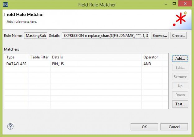 Field Rule Matcher