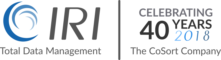 IRI 2018 Anniversary Logo