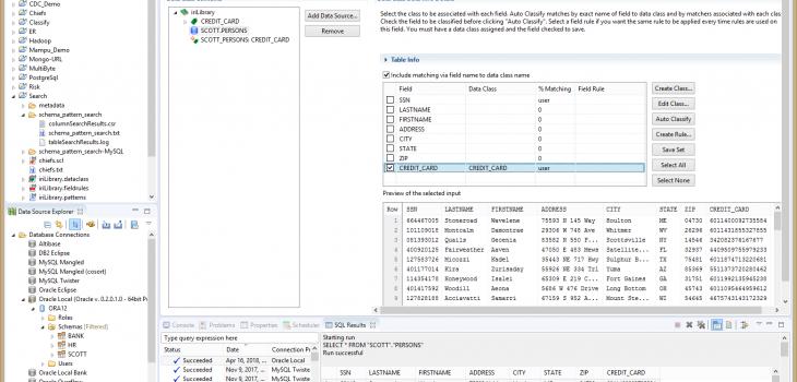 pattern search data class association data class library