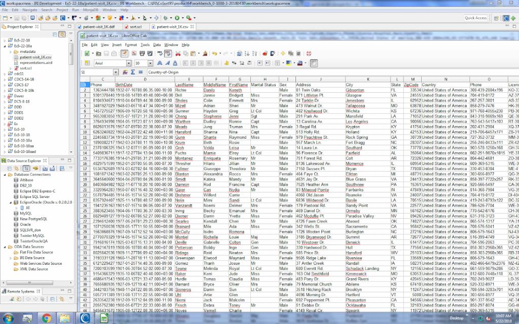 pii masking csv file
