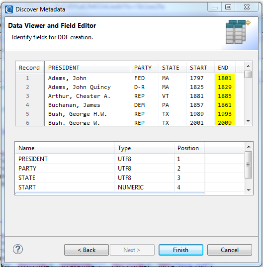 native mongodb masking data viewer field editor