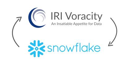 Connecting Snowflake AWS DB and IRI Workbench - IRI