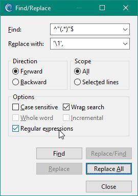 Table Filtering in IRI Workbench - IRI