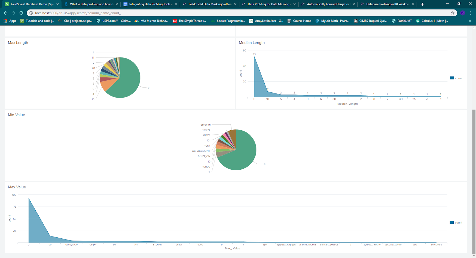 Revealing Data Profiling Secrets in Splunk - IRI